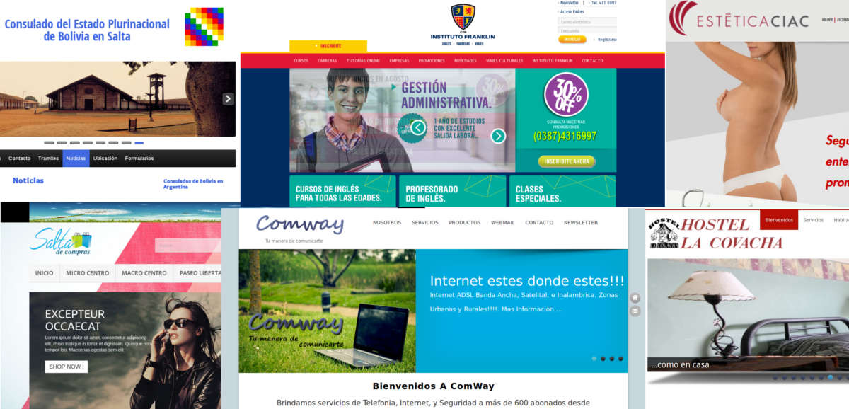 Desarrollo Web - Layout Responsive, HTML5, CSS3, BOOTSTRAP